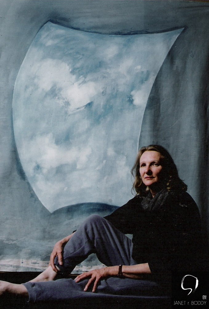 1997, Acrylic on canvas - 183x266cm. Grand Central Gallery, Melbourne. Photo: Stewart Sinclair