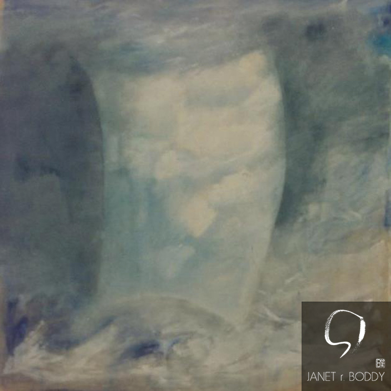 1997, Acrylic on canvas - 183x266cm