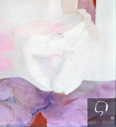 1971, Acrylic on canvas - 122x122cm. For Sale
