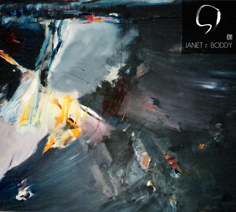 1986, Acrylic on canvas - 122x153cm