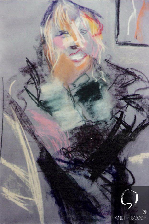 1980, Pastel