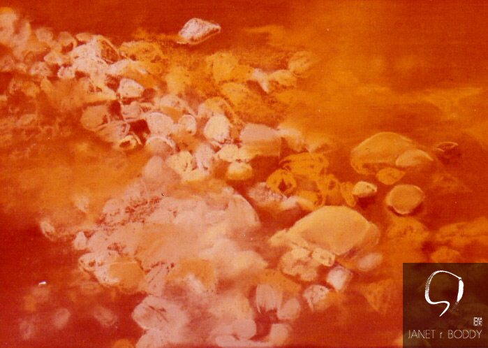 1985, Dry Pastel - 21x30cm